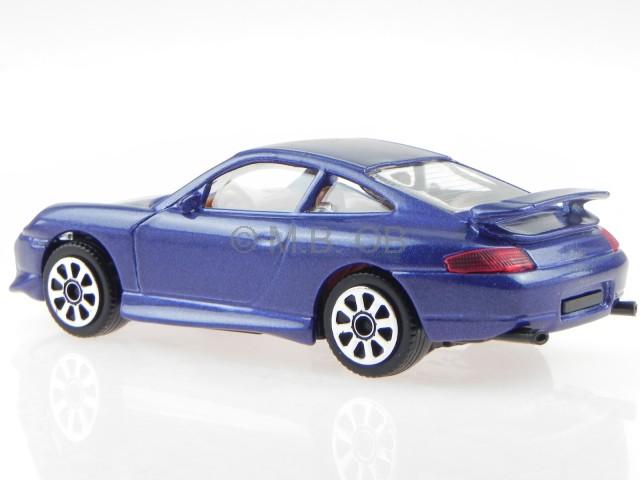 porsche 911 996 gt3 2011 blau modellauto 30179 bburago 1. Black Bedroom Furniture Sets. Home Design Ideas