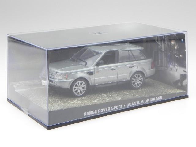 silbern Modelauto Rastar 1:43 Range Rover Sport