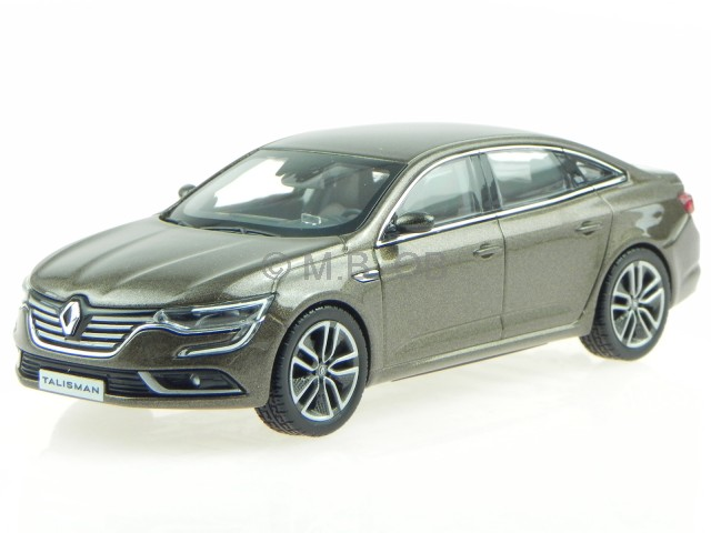 Norev 3 Inches Renault Talisman 2016 Brown Vision 1//64