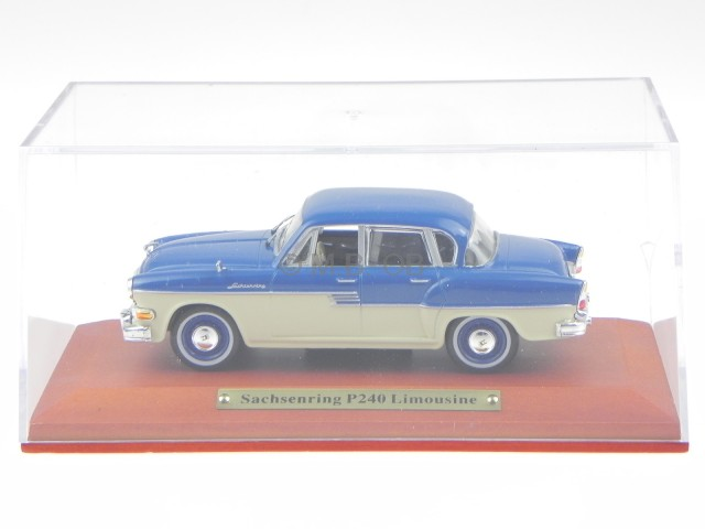Sachsenring P240 Limousine coche 1:43 diecast Atlas