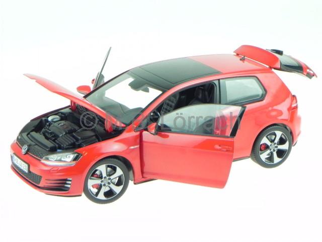 vw golf rabbit 7 gti 2013 carbon steel grey modelcar. Black Bedroom Furniture Sets. Home Design Ideas