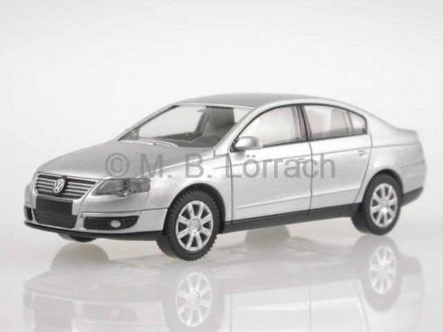 VW Passat B6 plata coche en miniatura Wiking 1:87