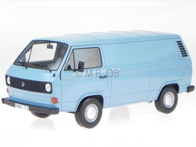 VW T3a camionnette bleu véhicule miniature 30020 Premium-ClassiXXs Resine 1 18
