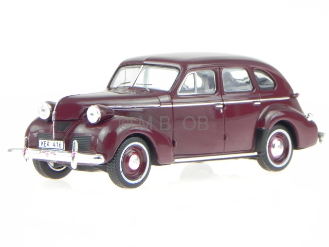 Volvo-PV-60-dark-red-1947-modelcar-PRD436-PremiumX-1-43