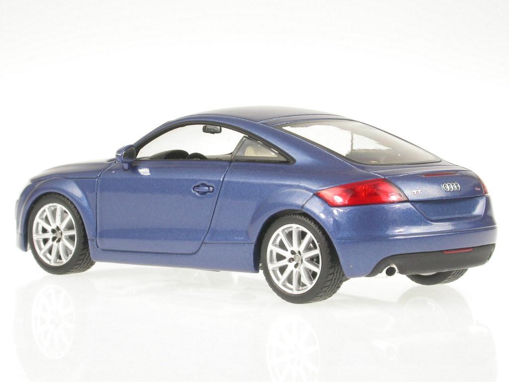 Audi TT Coupé 8J 06 mauritiusbleu véhicule miniature 400015021 Minichamps Minichamps Minichamps 1 43 0140bc