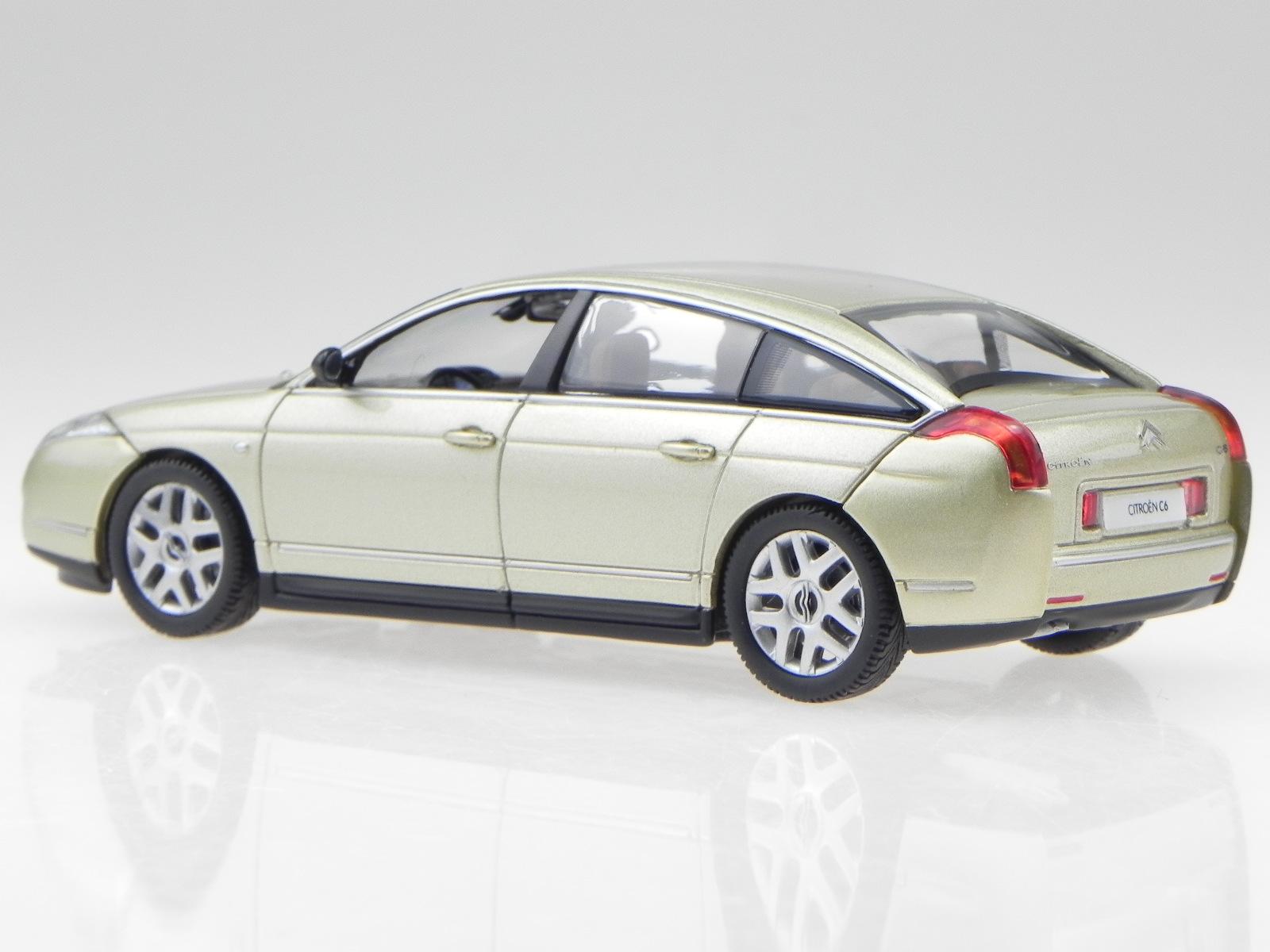 citroen c6 c 6 beige 2012 modellauto 155619 norev 1 43. Black Bedroom Furniture Sets. Home Design Ideas
