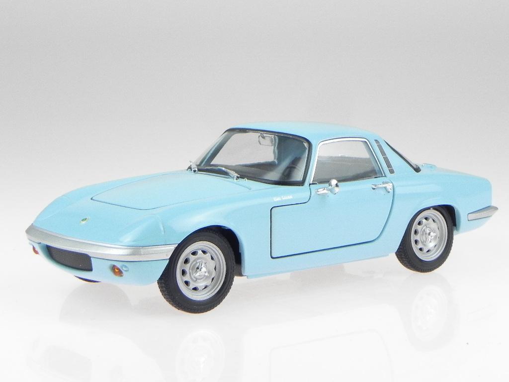 Lotus-Elan-1965-azul-coche-en-miniatura-24035-Welly-1-24