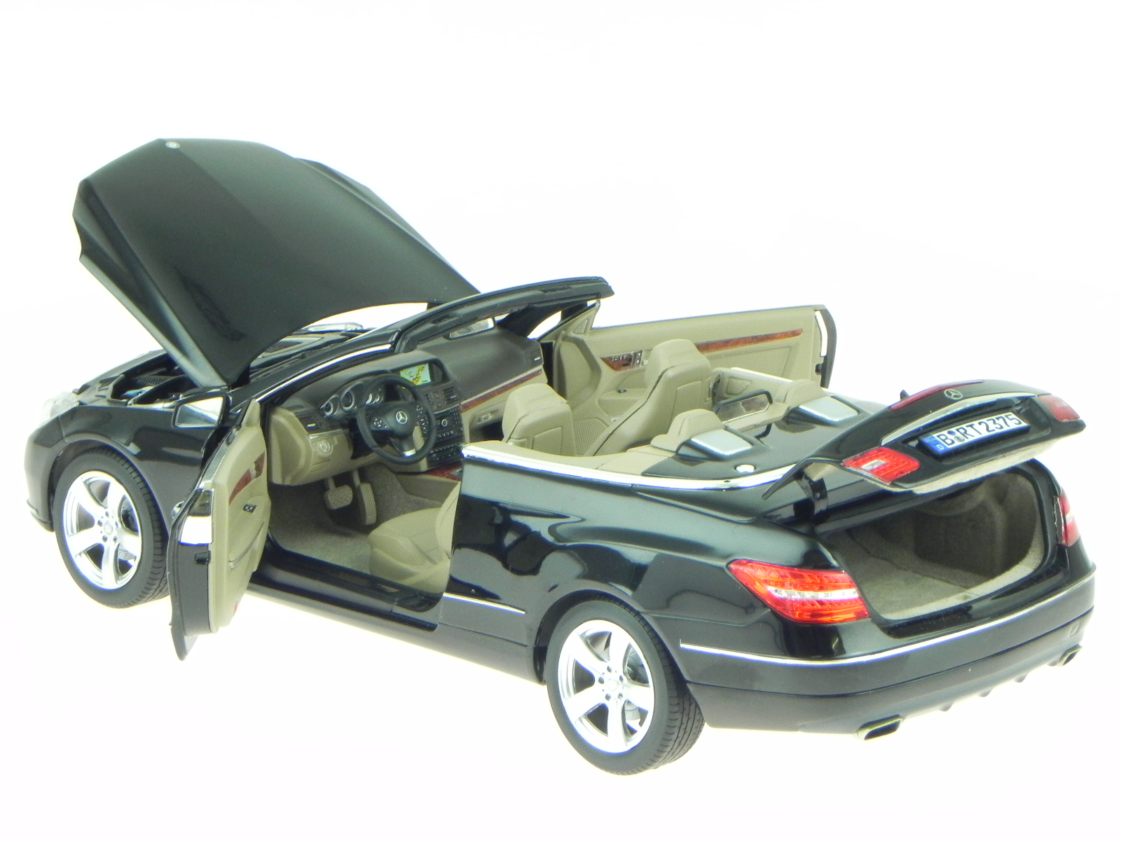 Fernbedienung Klappschlüssel Nachrüsten z.B Mercedes E-Klasse Cabriolet A124