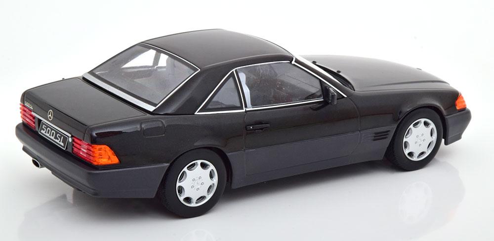 R129 Spider Hard-Top 1989 NOREV 1:18 B66040655 Mo Mercedes Benz Sl-Class 500Sl