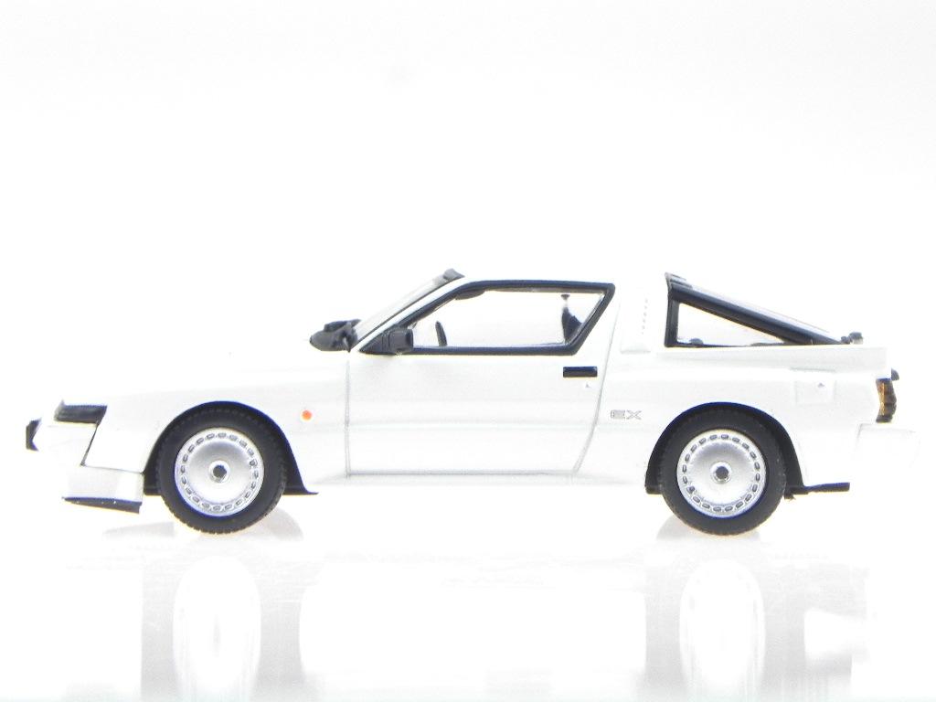 Mitsubishi-Starion-2000-Turbo-EX-88-white-diecast-model-car-174541-DISM-1-43