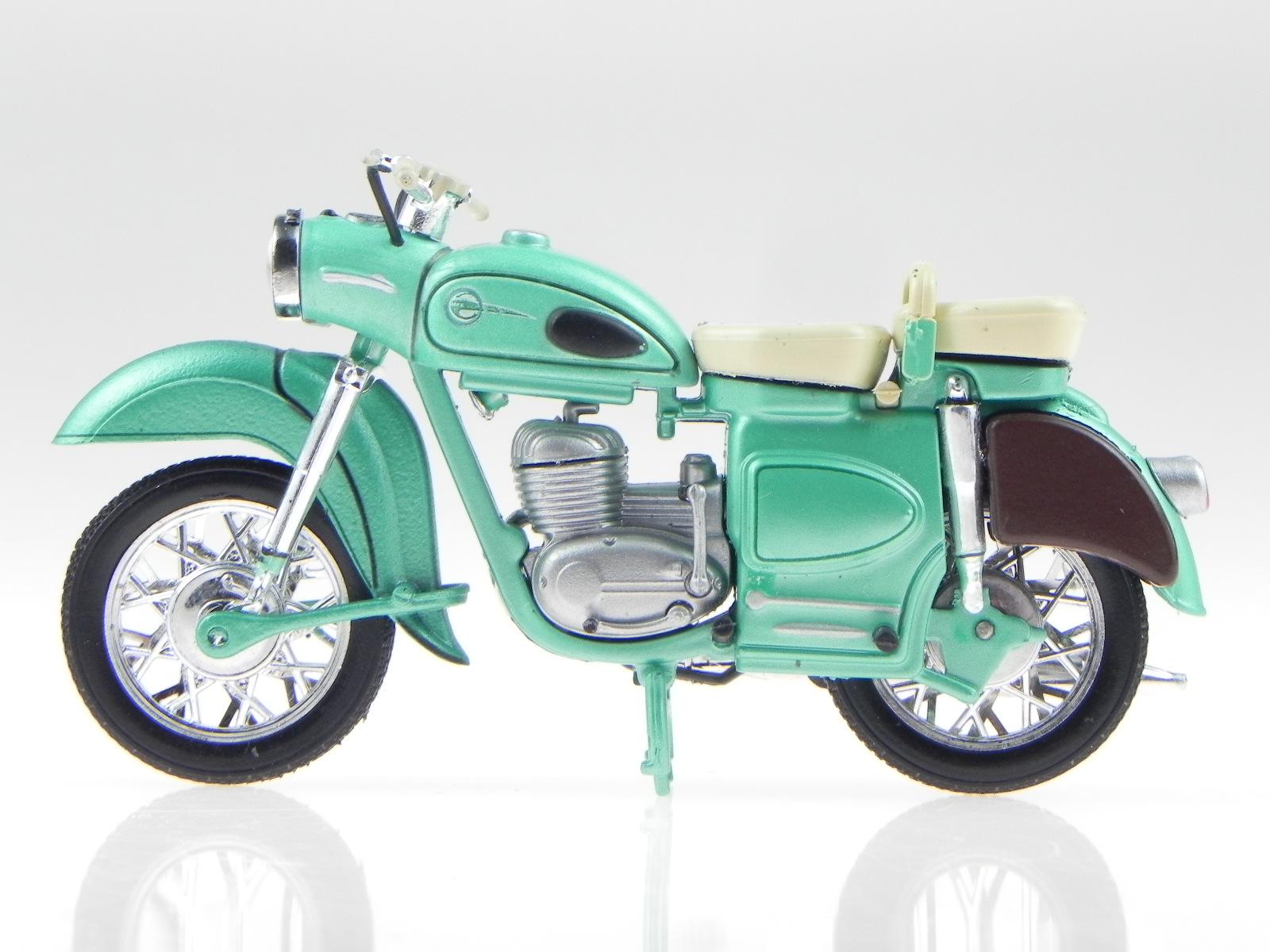 mz es 250 ddr ostalgie motorrad modell atlas 1 24 eur 19. Black Bedroom Furniture Sets. Home Design Ideas