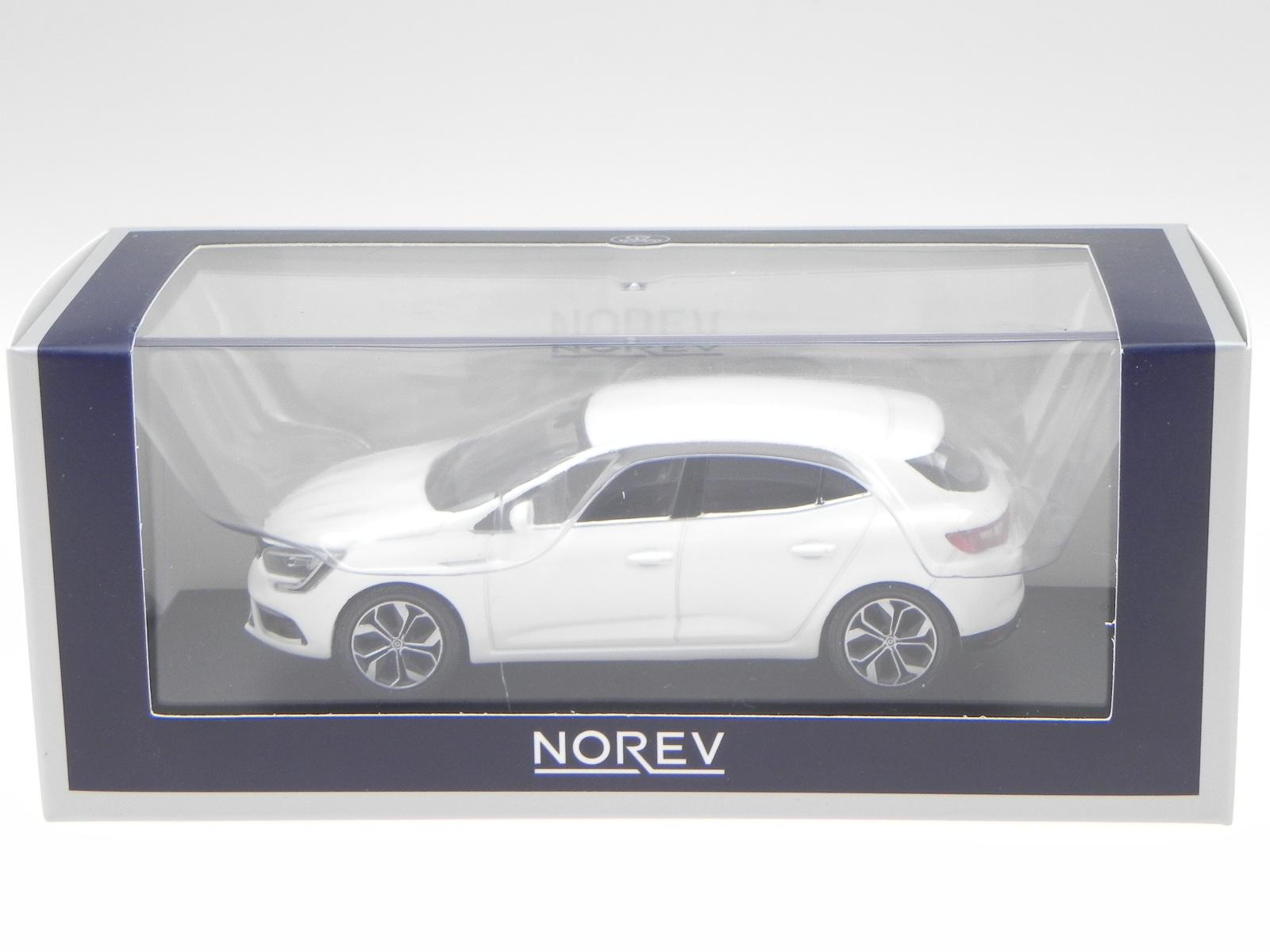 Renault-Megane-5-puerta-2016-blanco-coche-en-miniatura-517721-Norev-1-43 miniatura 4
