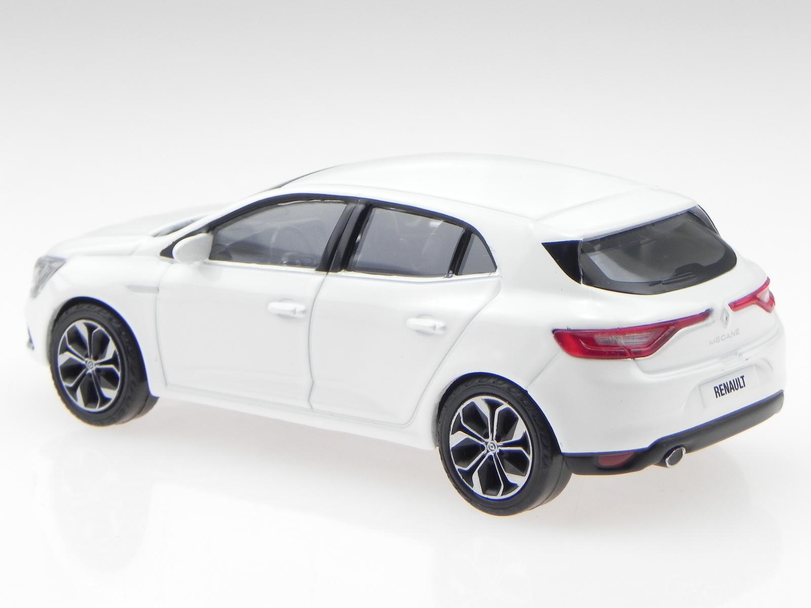 Renault-Megane-5-puerta-2016-blanco-coche-en-miniatura-517721-Norev-1-43 miniatura 3