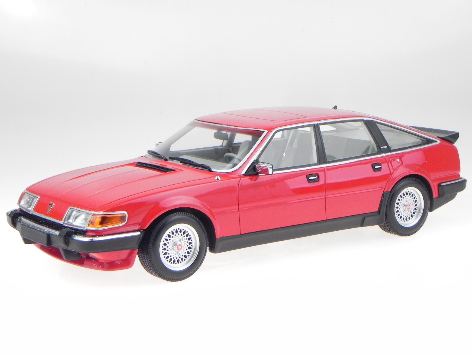 Rover Vitesse Vitesse Vitesse 3.5 V8 1986 rouge véhicule miniature 107138401 Minichamps 1:18 | Magasiner  66a961