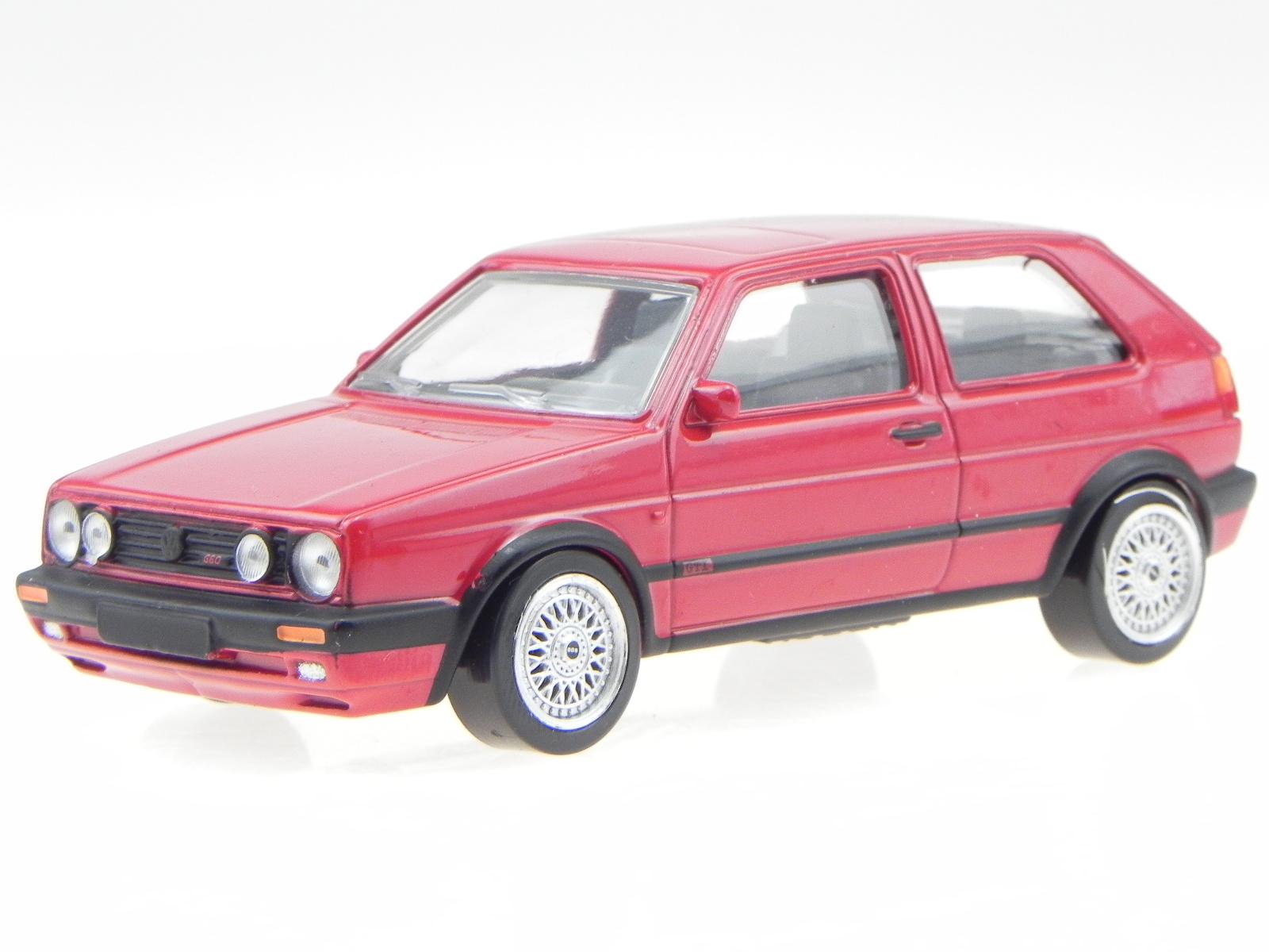 vw golf 2 gti g60 1990 rot modellauto 840062 norev 1 43 ebay. Black Bedroom Furniture Sets. Home Design Ideas