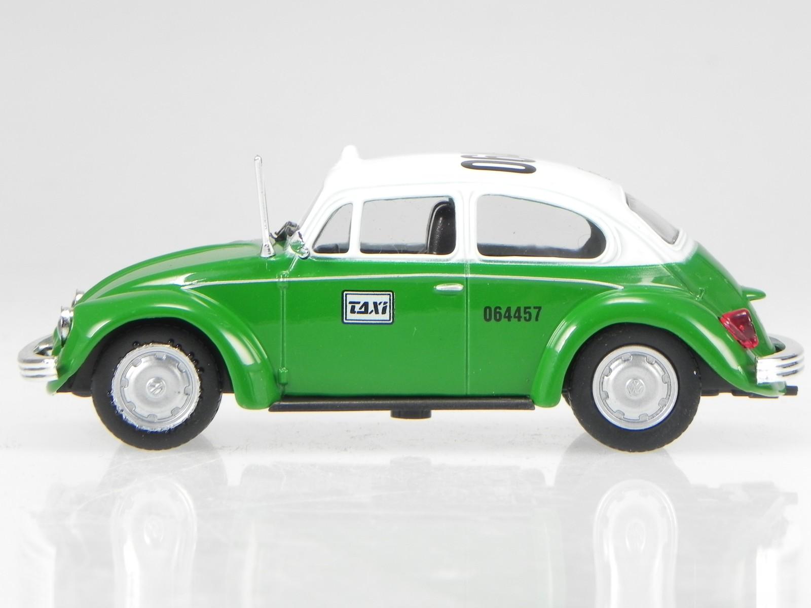 vw k fer beetle 1985 taxi mexico modellauto atlas 1 43 ebay. Black Bedroom Furniture Sets. Home Design Ideas