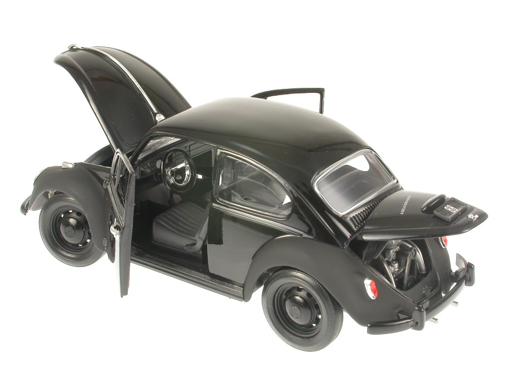 1967 VOLKSWAGEN BEETLE KAFER GERMANY POLICE CAR 1//18 MODEL GREENLIGHT 71101