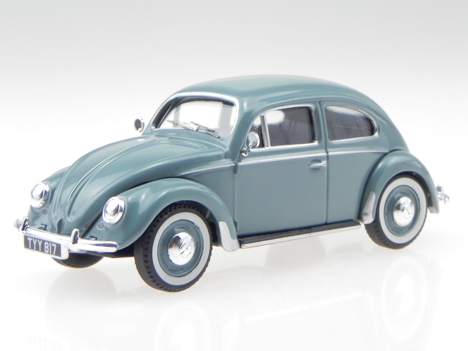 VW Käfer Beetle Typ Typ Typ 1 horizont blau Modellauto 1208 Vanguards 1 43    Lebhaft  d980c3