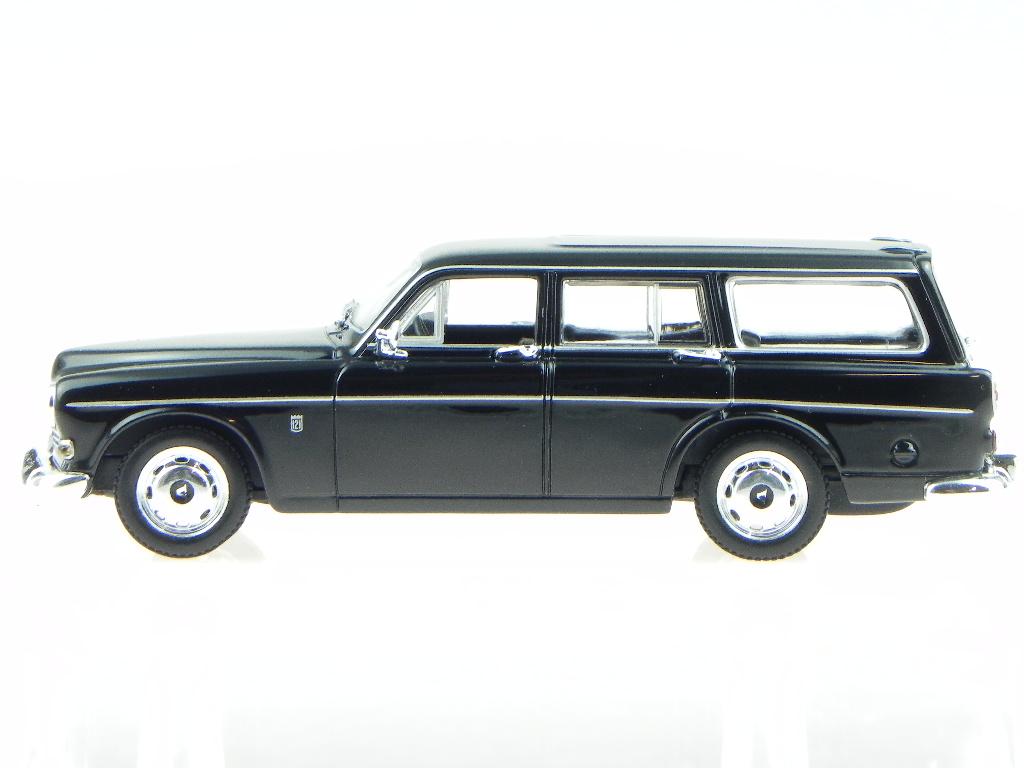 Véhicule 121 43 Miniature Noir 430171016 66 Minichamps Volvo Amazon Break 1 T1KFJcu3l