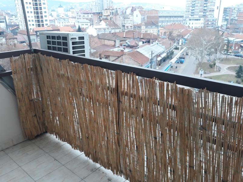 Izdavanje stana u centru Niša