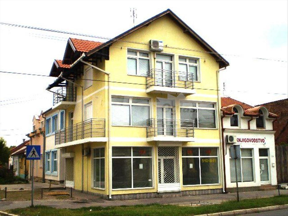 Poslovno stambena zgrada u Zrenjaninu