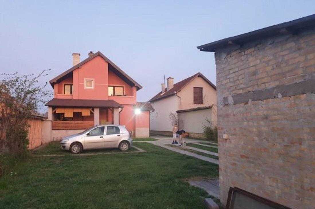 Dve kuce u Somboru