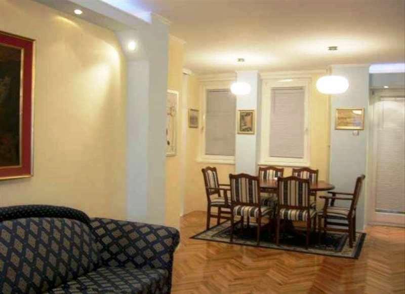 Izdaje se stan, namešten, Savski Venac, Beograd, Srbija