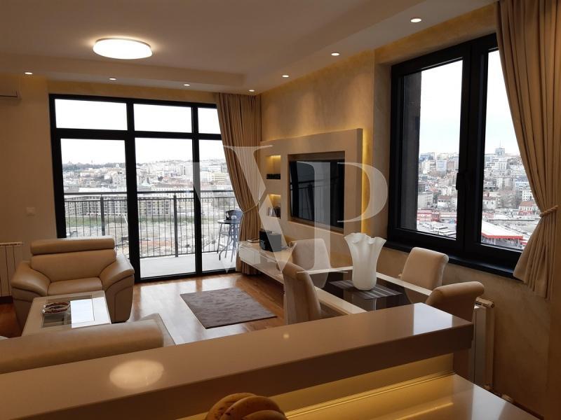 90 m2, Stan, Beograd na vodi, agencijski ID: 42219
