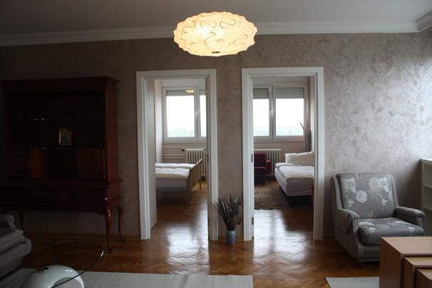 Izdaje se stan, namešten, Novi Beograd(blok 21), Beograd, Srbija
