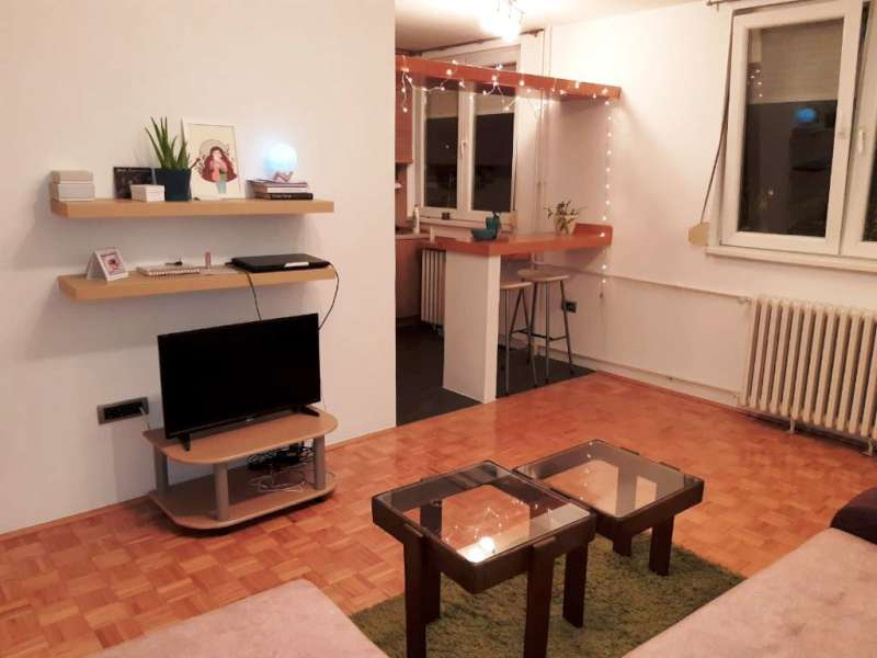 Izdaje se stan, namešten, Novi Beograd(Fontana), Beograd, Srbija