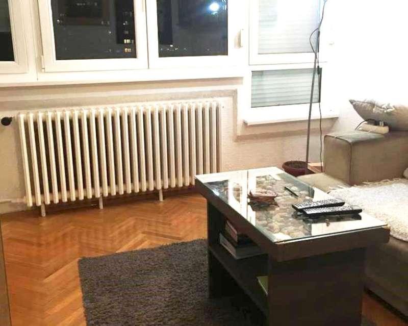 Izdaje se stan, namešten, Novi Beograd(blok 45), Beograd, Srbija
