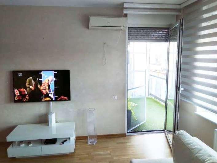 Izdaje se stan, namešten, Novi Beograd(blok 19a), Beograd, Srbija