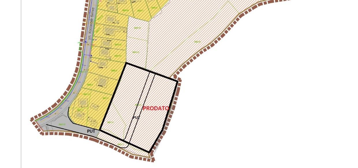 Gradjevinsko zemljiste Krusevac
