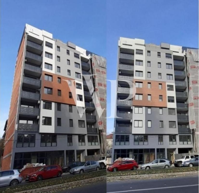 Troiposoban stan u izgradnji u Južnom bulevaru