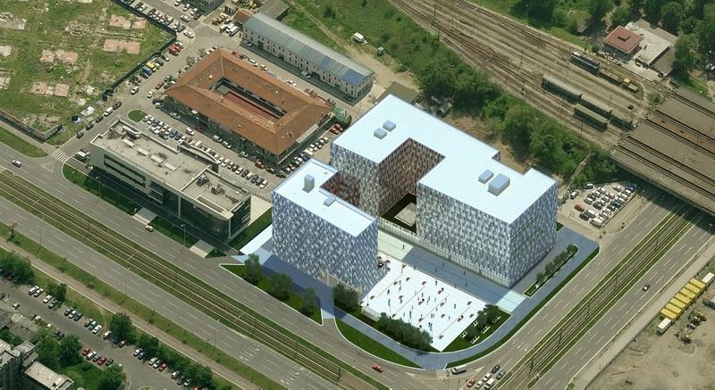 Novi Beograd, Blok 24, Super Vero, Bulevar Milutina Milankovića, Poslovni objekat, 250.00m2, 16 EUR