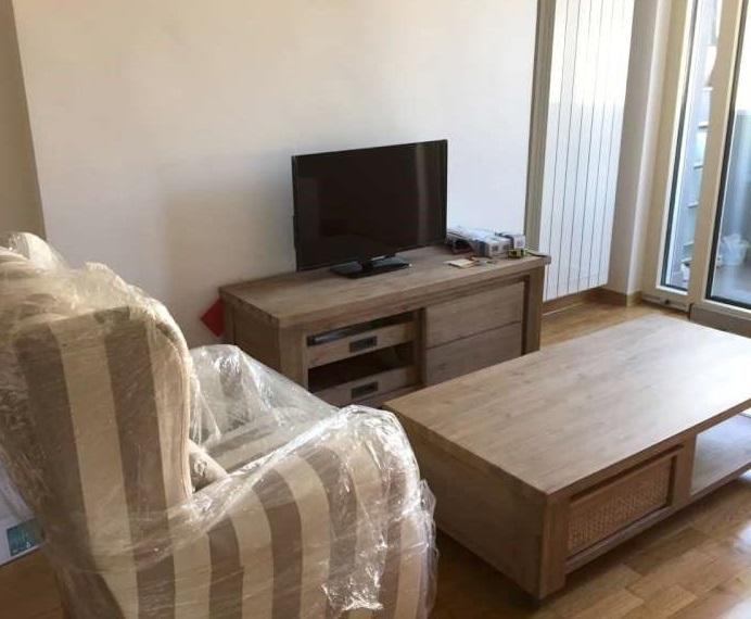 Izdaje se stan, namešten, Centar, Beograd, Srbija