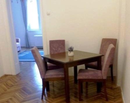Izdaje se stan, namešten, Vračar, Beograd, Srbija