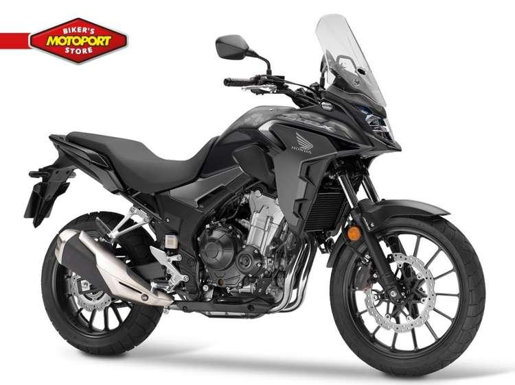 Honda CB500 X huren - MotoPort Hillego,m