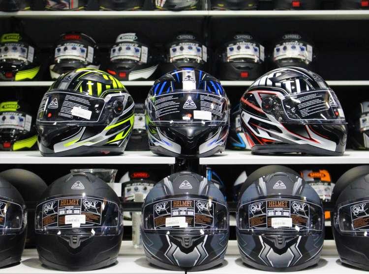 World of Helmets