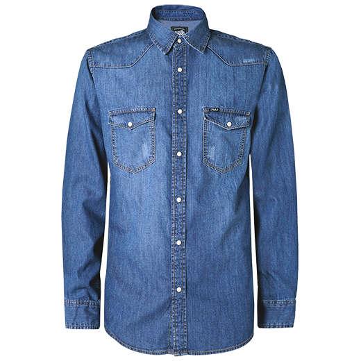 PMJ Cotton Denim Shirt - MotoPort.nl