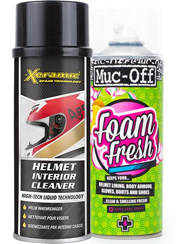 Xeramic-helmet-cleaner