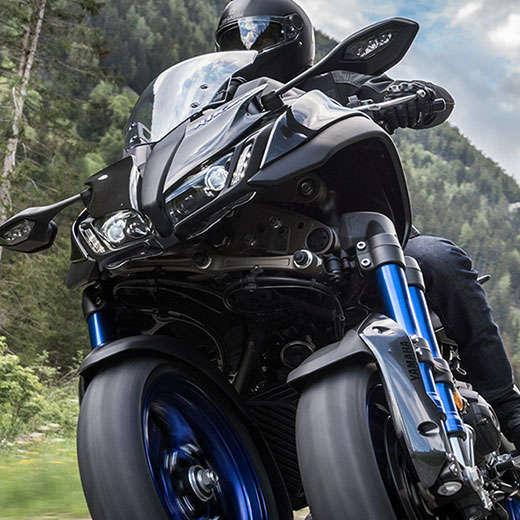 Onze nieuwe motoren - MotoPort Leek
