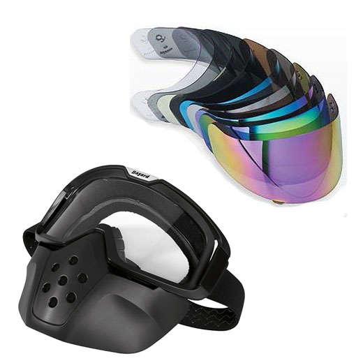 Accessoires helmen - MotoPort.eu