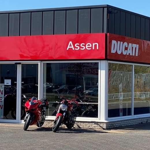 Ducati Assen