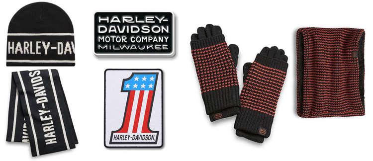 Halrey Davidson Accessoires - MotoPort Goes