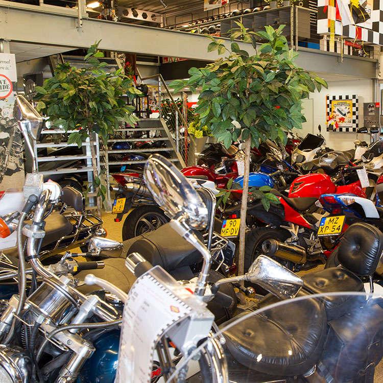 Openingstijden - MotoPort Leeuwarden