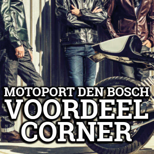 MotoPort Den Bosch - Voordeelcormer