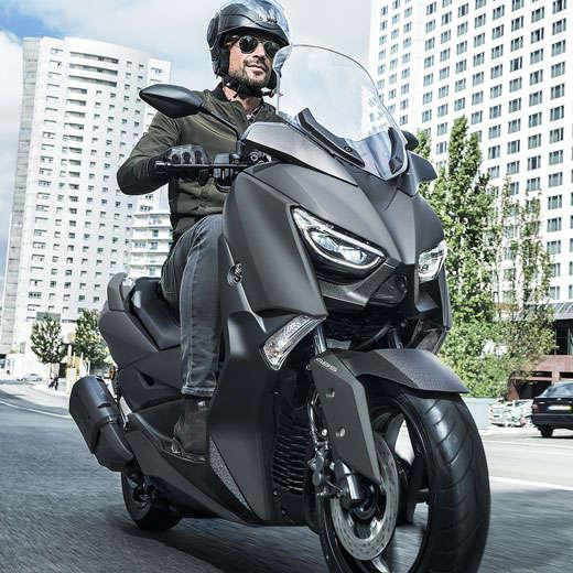Scooters - MotoPort Hippolytushoef