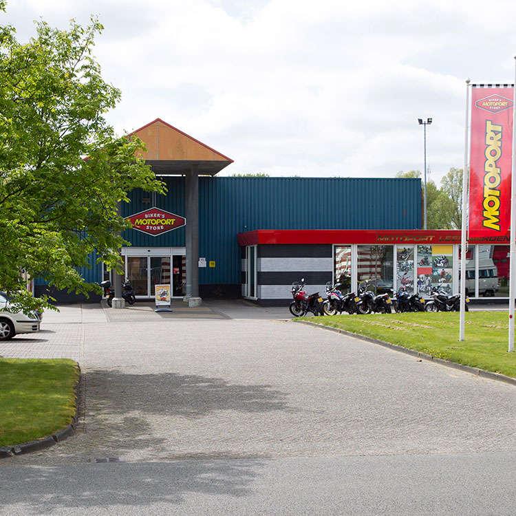 Adres - MotoPort Leeuwarden