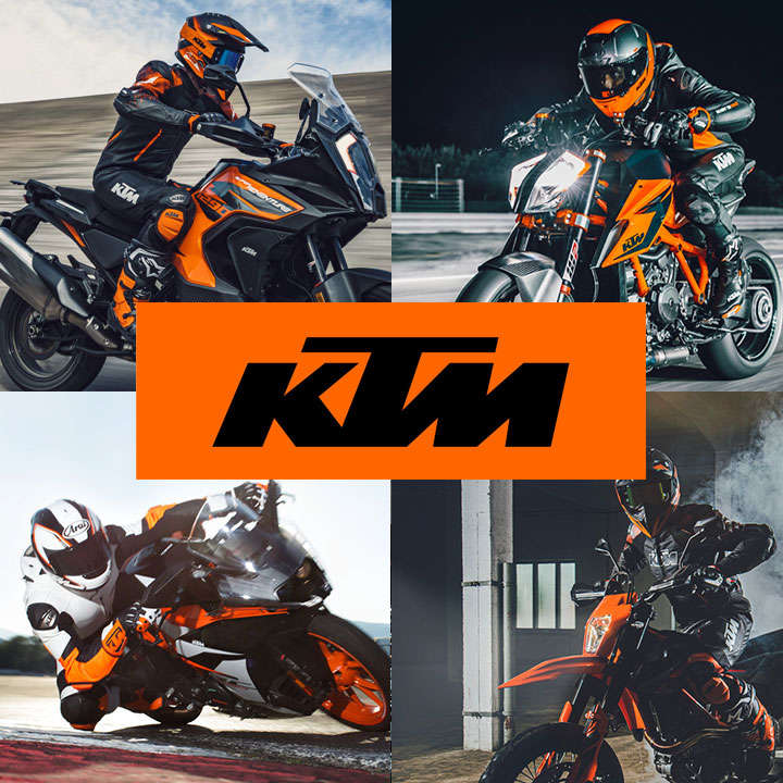 KTM motor dealer | Bekijk onze dealerschappen door heel NL | MotoPort
